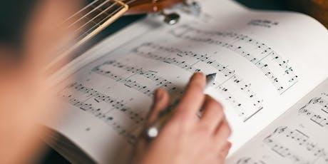 Teacher Discussions on Non-Examination Assessment (NEA) - MUSIC / Trafodaethau Athrawon am Asesiadau nas cynhelir drwy Arholiad - CERDDORIAETH tickets