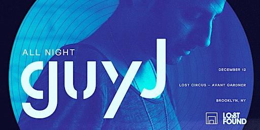 Guy J (All Night)