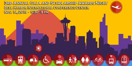 COMTO Washington 3rd Annual Gala and Scholarship Awards Night  tickets