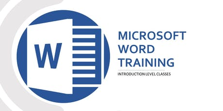 Microsoft Word Training Courses | Introduction Level – Toronto tickets