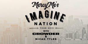 MercyMe - Imagine Nation Tour Volunteers - Cleveland,...