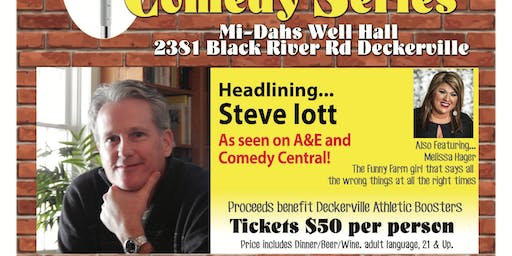 Deckerville Athletic Boosters Comedy Show