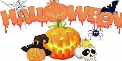 Halloween Crafts @ Chingford Library