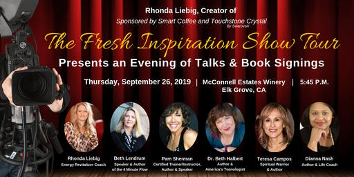 The Fresh Inspiration Show - Elk Grove, CA