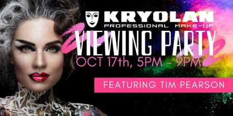 Kryolan Viewing Party tickets