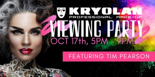 Kryolan Viewing Party