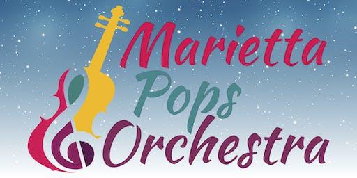 Holiday Concert - Marietta Pops Orch - First Baptist Church, Marietta- 12/6