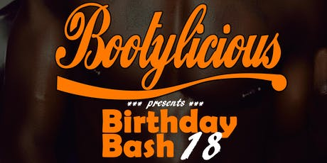 Bootylicious Birthday Bash tickets