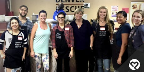 Volunteer with Project Helping to Serve Dinner at Denver Rescue Mission tickets