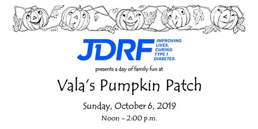 JDRF Vala's Pumpkin Patch Family Event