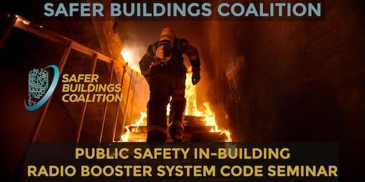 PUBLIC SAFETY IN-BUILDING SEMINAR - SAN ANTONIO, TX