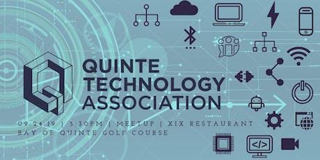 Quinte Technology Association Meetup tickets