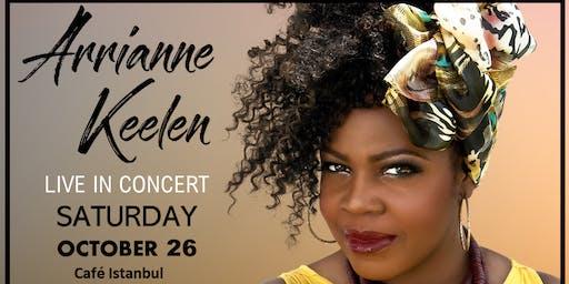 Arrianne Keelen Live in Concert