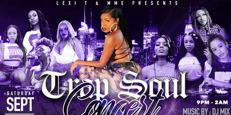 Trap Soul Concert tickets