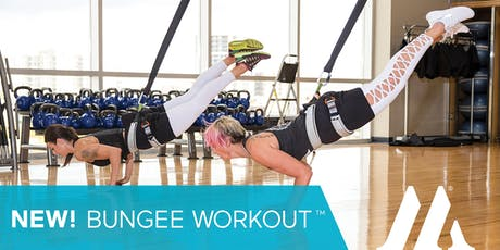Bungee Workout Kanata tickets