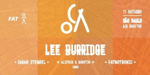 OCA apresenta: Lee Burrigde