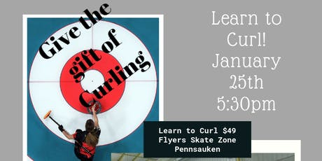 Introduction to Curling - January 25th tickets