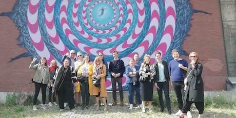 Tizarte Street Art Parcours  tickets