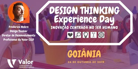 Design Thinking Experience Day - Edição Goiânia ingressos