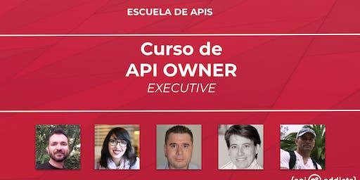 API Owner Executive (Presencial y Virtual)