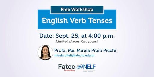 Workshop: English Verb Tenses