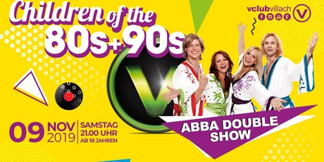Children of the 80`s + 90`s - The Real ABBA Tribute Tickets
