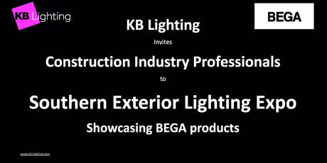 Southern Exterior Lighting Expo- Showcasing BEGA products tickets