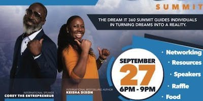 Dream It 360 Summit