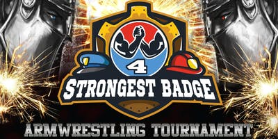 Strongest Badge 4 - Armwrestling Tournament
