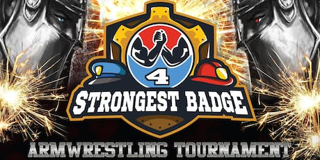 Strongest Badge 4 - Armwrestling Tournament tickets
