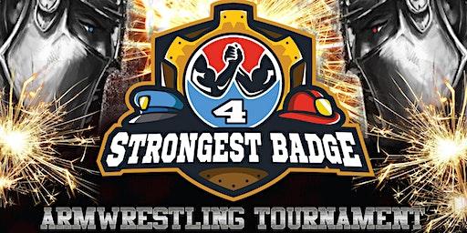 Strongest Badge 4 - Armwrestling Tournament