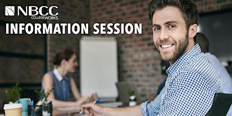 NBCC Saint John Campus Information Session (2019-2020) tickets