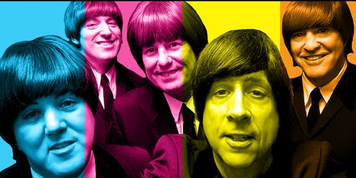 Fab 5 - Beatles Tribute Concert at Wild Stallion Vineyards