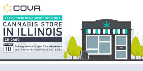 FREE Seminar: How to Open a Cannabis Retail Store in Illinois tickets