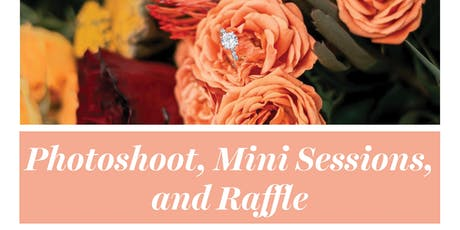 Benefit for the Bahamas: Photoshoot Minis and Raffle (Session 1) tickets