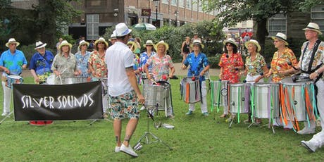 Samba Drumming with Silver Sounds tickets