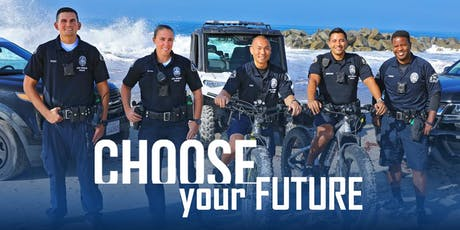Los Angeles Police Department Testing Event - NCWorks Career Center Written Exam tickets