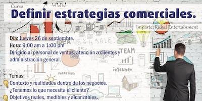 Curso: Definir Estrategias Comerciales