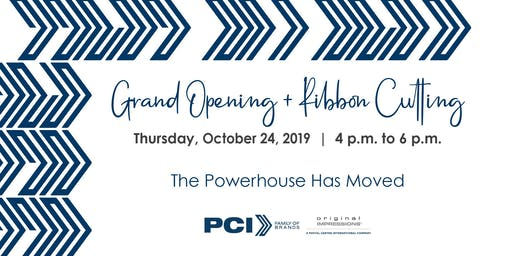 PCI - Grand Opening Celebration