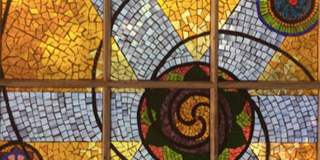Recycled Mosaic Windows (A glass-on-glass mosaic workshop) tickets