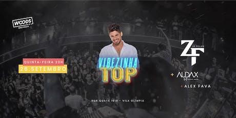 Zé Felipe - Vibezinha TOP ingressos