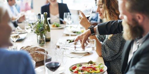 DINNER IS ON US! A Free Community Wellness Dinner