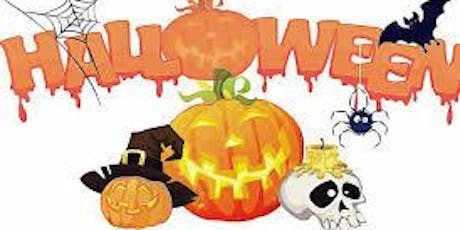 Halloween Crafts @ Chingford Library tickets