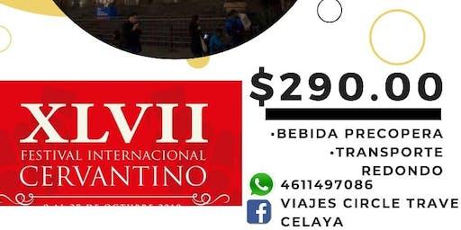 Guanajuato Cervantino 18 de octubre