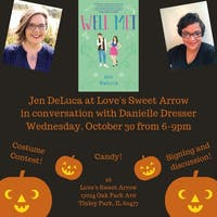 Jen DeLuca at Love's Sweet Arrow