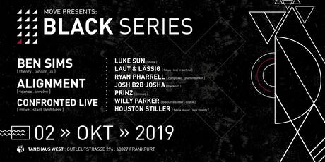 MOVE presents: Black Series #4 Tickets