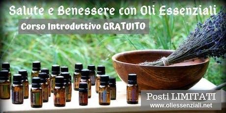 Corso gratuito sugli Oli Essenziali dōTERRA Bergamo biglietti