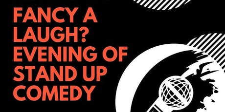 Evening of Stand Up Comedy, Hatton Park, Warwick tickets