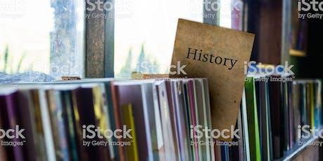 Teacher Discussions on Non-Examination Assessment (NEA) - HISTORY / Trafodaethau Athrawon am Asesiadau nas cynhelir drwy Arholiad - HANES tickets