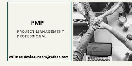 PMP Certification Course in Fredericton, NB tickets